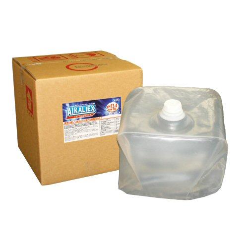 アルカリエクス 20L 強アルカリイオン洗浄水