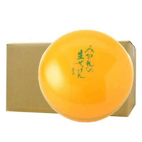 美香柑 みかんの生せっけん 120g×24個ケース UYEKI(ウエキ)