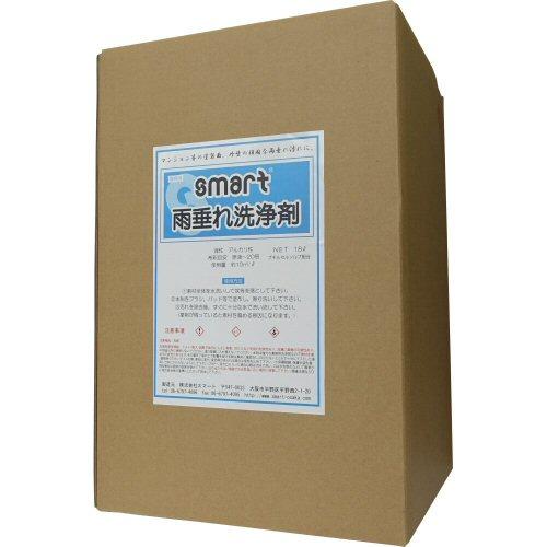 スマート 雨垂れ洗浄剤 18L 環境対応型万能洗剤
