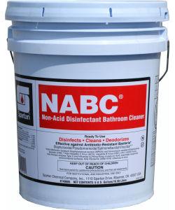 スパルタン NABC[ナバック] 19L 除菌・消臭クリーナー [EPA登録製品] 【送料無料】