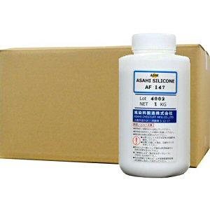 旭化学工業 アサヒシリコーン AF-147 1kg×10本 シリコン系消泡剤【送料無料】