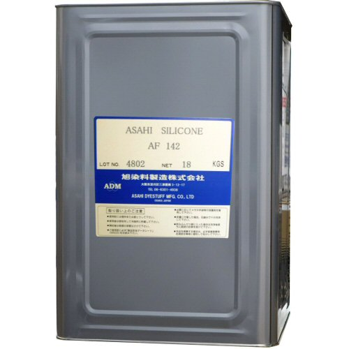 排水処理用消泡剤 アサヒシリコーン AF142 18L [排水処理施設・下水・水処理施設]【送料無料】