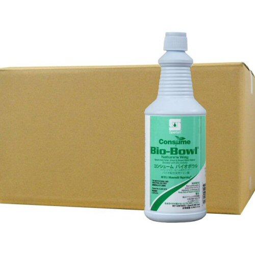スパルタン バイオボウル 950ml×12本 便器内側清掃用洗剤