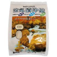 家庭化学工業 空気清浄壁 土 ニ坪用 3kg×5袋 カラーNO.2[クリーム] 【送料無料】
