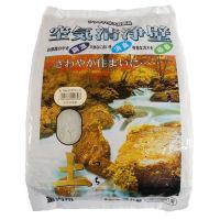家庭化学工業 空気清浄壁 土 ニ坪用 3kg×5袋 カラーNO.3[グリーン] 【送料無料】