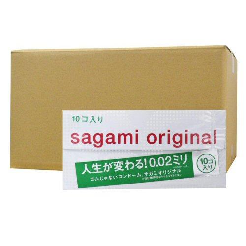 サガミオリジナル002 10個入×36箱 ポリウレタン コンドーム うすい やわらかい