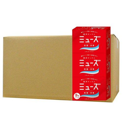 ミューズ 石鹸 レギュラー 95g×3個×40個セット