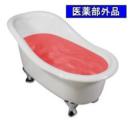 業務用薬用入浴剤バスフレンド もも 17kg ダンボール 医薬部外品【送料無料】