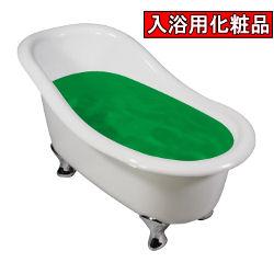 業務用入浴剤イヴタス 緑茶 17kg ダンボール 業務用サイズ 【送料無料】