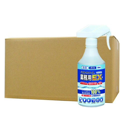 業務用バイオイオナース500トリガー EX500 500ml×15本 消臭・除菌