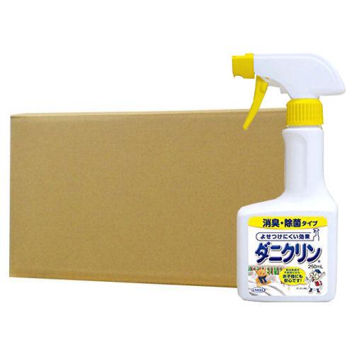 ダニクリン 消臭 除菌タイプ 250ml×24個ケース UYEKI(ウエキ)