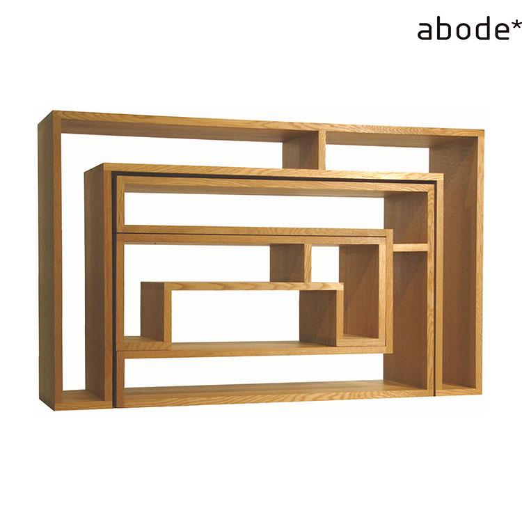 【メーカー直送品】テーブル SHOJI Set A 3点セット アボード abode 【コンソール コンソールテーブル ディスプレイ リビング 北欧 テイスト おしゃれ家具 かわいい モダン デザイン デザイナーズ 収納 木製 一人暮らし 女性 男性】