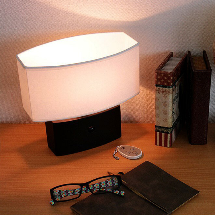 Kaiteki Homes Lighting Remote Control Table Lamp Bevilight