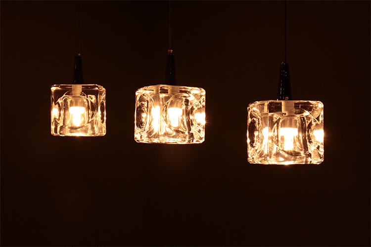 Kaiteki homes rakuten global market 3 light pendant light led cube led mozeypictures Choice Image