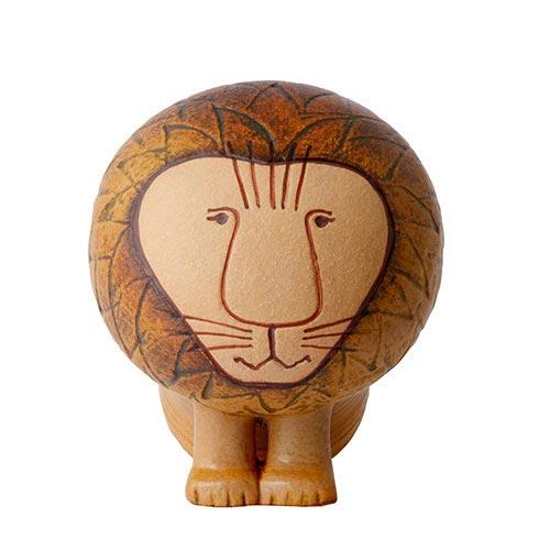 【送料無料】リサラーソン LisaLarson LION ライオン Mediun ミディアム【リサ・ラーソン Lisa Larson 陶器 置物 オブジェ 飾り 動物 北欧 テイスト プレゼント 新生活 インテリア 玄関 置き物】