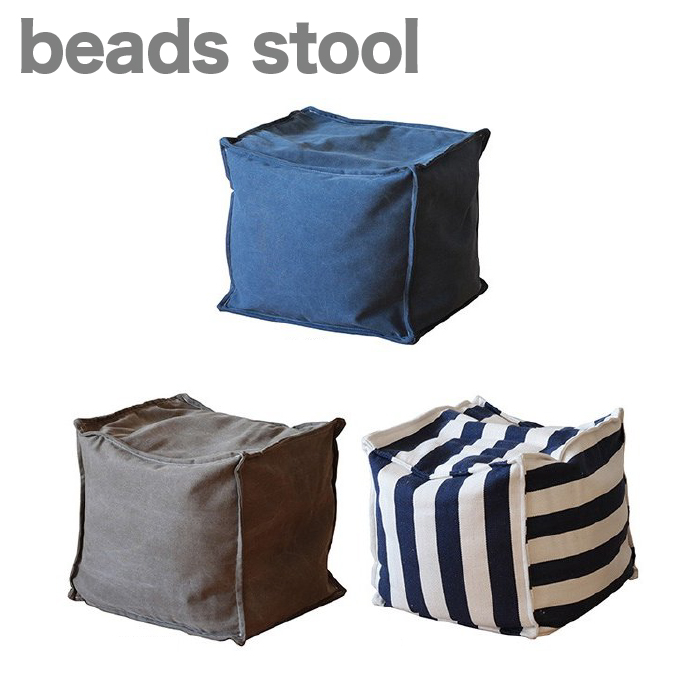 イス 定価 高額売筋 チェア 1P クッション ビーズクッション 四角 ビーズ 椅子 ソファ 一人用 一人がけ 1人 いす