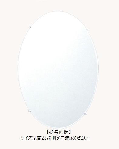 INAX だ円形化粧鏡(防錆) KF-5070AC