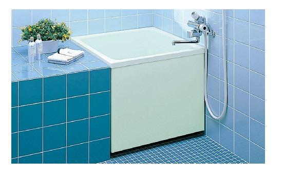 INAX ポリーナ PB-752ARM/410 【750サイズ】【1方全エプロン】【浴槽 バスタブ】【メーカー直送品】