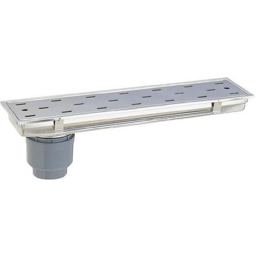 三栄水栓 浴室排水ユニット H901-600 【幅:約600】