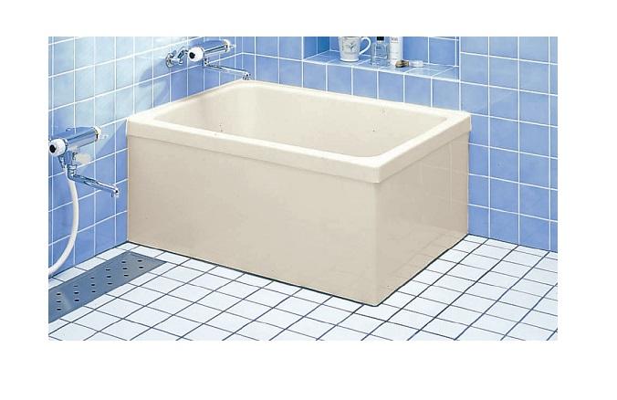 INAX 浴槽バスタブ PB-901B/L11 【メーカー直送】【ポリエック】【900サイズ】【2方半エプロン(埋込式)】PB-901B/L11