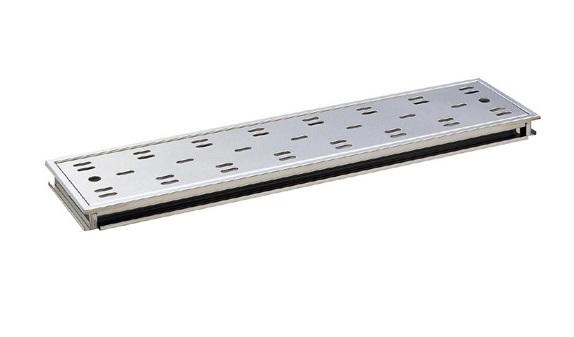 三栄水栓 排水溝 H907-S-200×400
