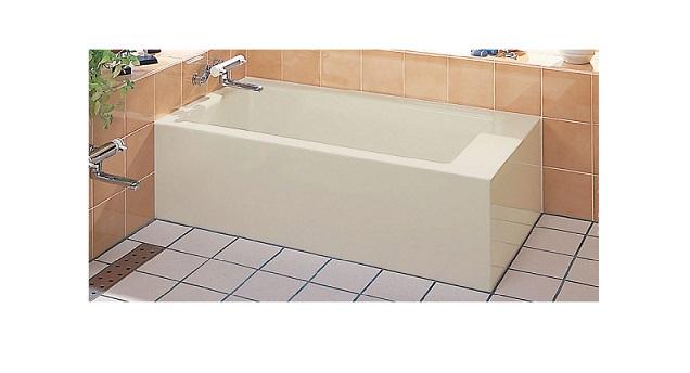 INAX 浴槽バスタブ NB-1401MB 【ニュージーニアル】【1400サイズ】【2方半エプロン(埋込式)】【メーカー直送品】