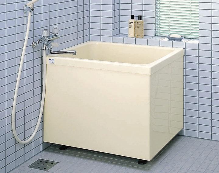 INAX ポリエック PB-802B_/L11 【800サイズ】【2方全エプロン】【浴槽 バスタブ】【メーカー直送品】
