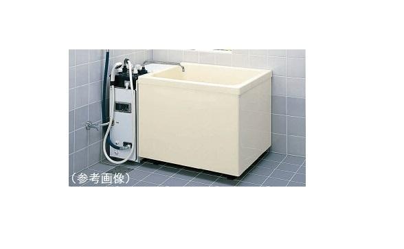 INAX ポリエック PB-802B(BF)_/L11 【800サイズ】【2方全エプロン】【バランス釜取付用】【浴槽 バスタブ】【メーカー直送品】