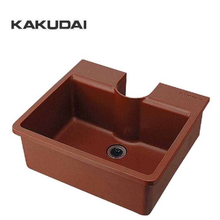 カクダイ 水栓柱パン(円柱用) 624-901