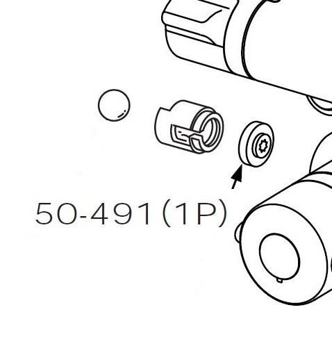 INAX 弁座パッキン 1P 50-491 高額売筋 新作からSALEアイテム等お得な商品満載