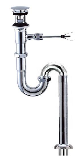INAX ポップアップ式床排水Sトラップ LF-271SA (32mm)【引き棒なし】
