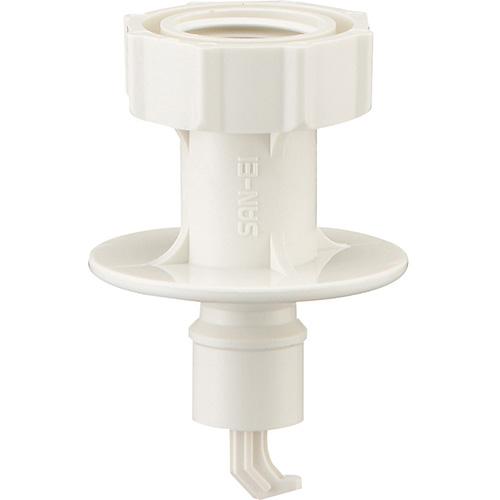【緊急止水機能付】 三栄水栓 洗濯機用ニップル PT3360