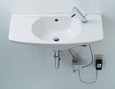 INAX カウンター一体型洗面器 L-275