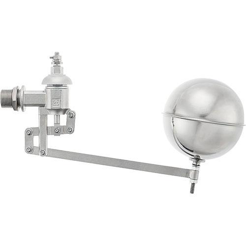三栄水栓 複式ステンレスボールタップ V425-50