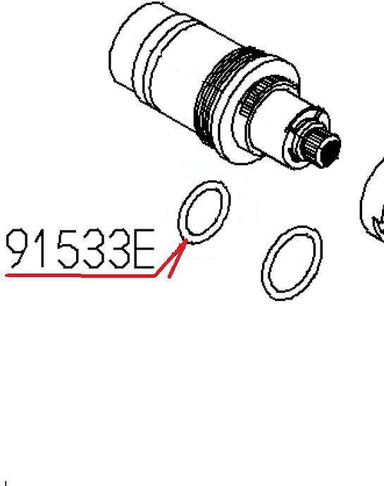 低価格化 TOTO Oリング 最新アイテム TH91533E