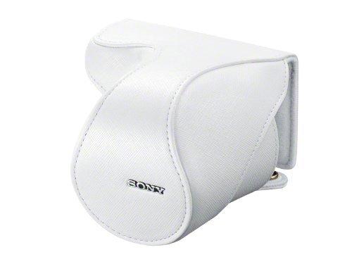 ソニー SONY レンズジャケット ホワイト 贈与 W 待望 LCS-EL50