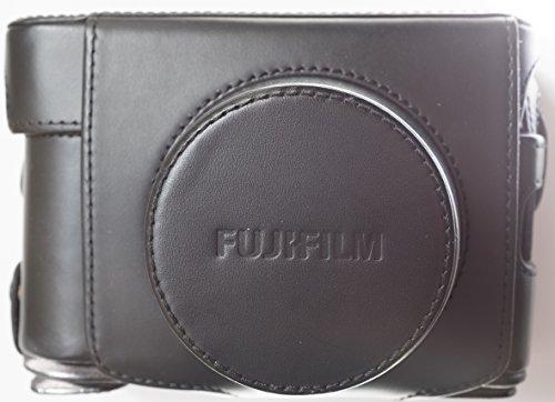 毎日続々入荷 FUJIFILM X100F用レザーケース ブラック LC-X100F 卓越 B