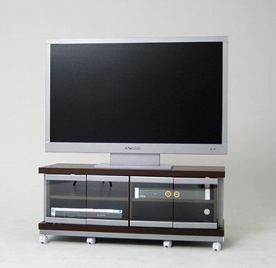 壁面TVボード108cm(4デッキ収納)