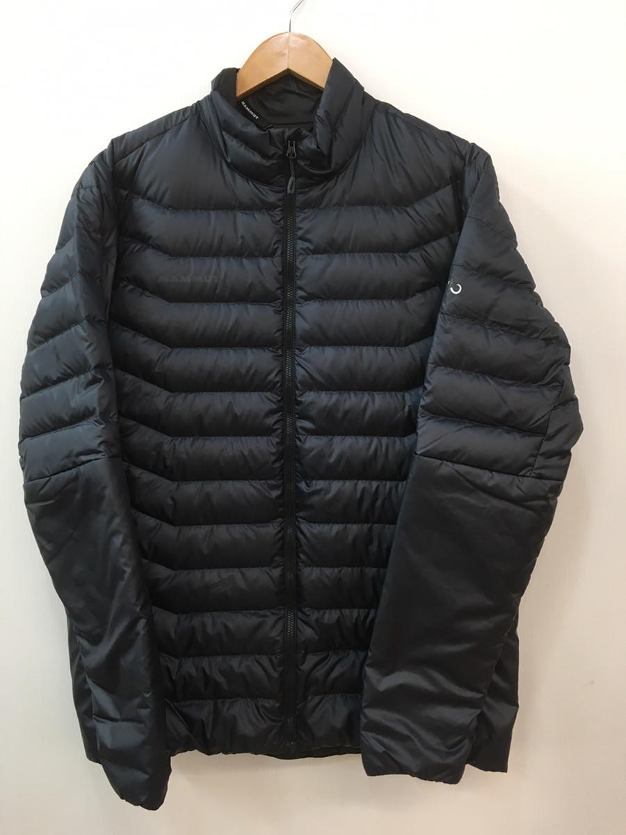 2020秋冬新作 中古 マムート MAMMUT 大規模セール Convey 3 in 1 HS 1010-27410 Hooded 無地 ジャケット ブラック Jacket Lサイズ