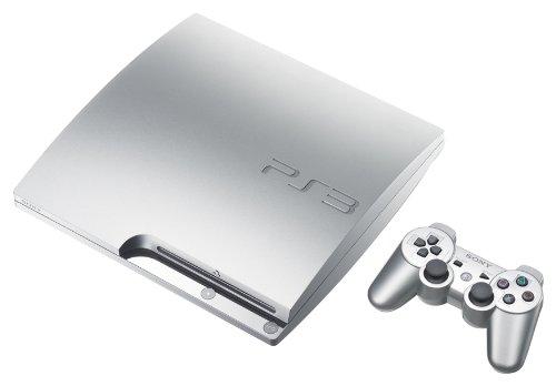 4948872412605 送料無料 中古 正規逆輸入品 PS3 新作販売 PlayStation 3 160GB 箱説付き SS シルバー CECH-2500A 本体 プレイステーション3 サテン