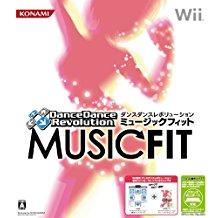 4988602149685 送料無料 中古 Wii ダンスダンスレボリューション マット同梱版 日本最大級の品揃え 箱付き ミュージックフィット 期間限定今なら送料無料 コントローラー