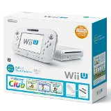 【欠品あり】【送料無料】【中古】Wii U すぐに遊べる スポーツプレミアムセット 任天堂 本体(箱説付き)