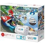 【送料無料】【中古】Wii U マリオカート8 セット シロ 任天堂 本体 (箱説付き)