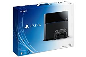 【送料無料】【中古】PS4 PlayStation 4 ジェット・ブラック 500GB (CUH-1000AB01) プレイステーション4 プレステ4 本体