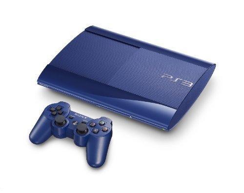 【送料無料】【中古】PS3 PlayStation3 250GB アズライト・ブルー 本体 プレイステーション3