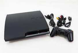 【送料無料】【中古】PS3 PlayStation 3 (250GB) チャコール・ブラック (CECH-2100B) プレイステーション3(箱説付き)