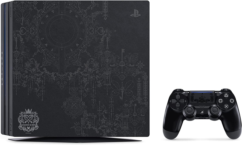 4948872015646 欠品あり 送料無料 ランキングTOP5 開催中 中古 PS4 PlayStation 4 Pro KINGDOM 7200B ハーツ EDITION III LIMITED CUHJ-10025 HEARTS キングダム