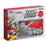 【送料無料】【中古】3DS ニンテンドー3DS LL Newニンテンドー3DS LL 大乱闘スマッシュブラザーズ エディション 本体 任天堂(箱説付き)