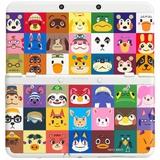 【送料無料】【中古】3DS New ニンテンドー キセカエプレートパック どうぶつの森 本体 任天堂