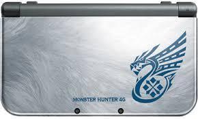 【送料無料】【中古】3DS Newニンテンドー3DS LL モンスターハンター4G スペシャルパック 本体 任天堂